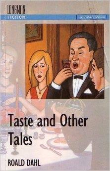 Roald Dahl Taste