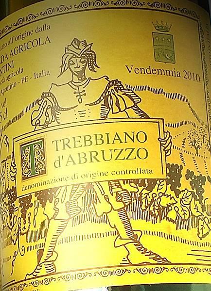 Valentini Trebbiano d'Abruzzo