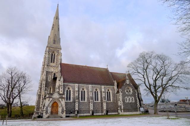 05-Den Engelske kirke