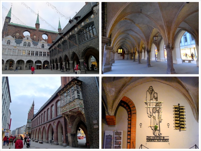 07-Lübeck Rathaus