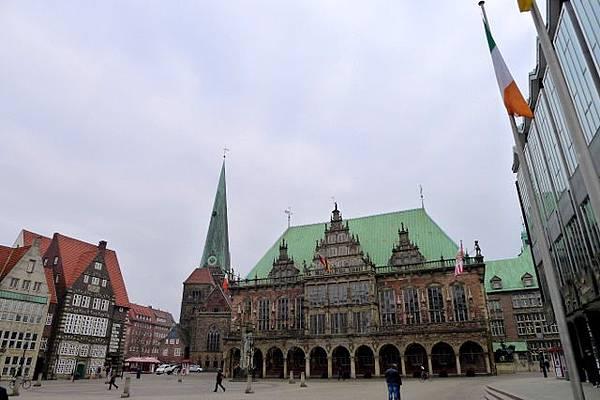 11-Bremen Rathaus
