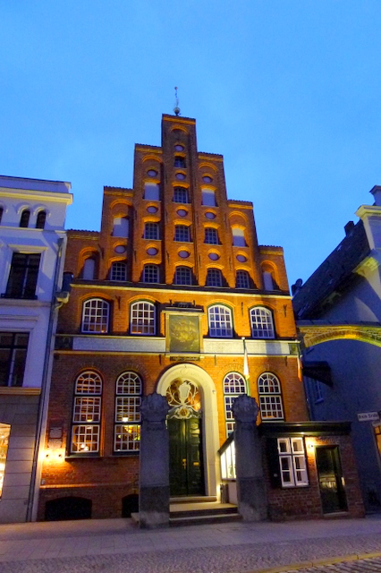 10-Haus der Schiffergesellschaft