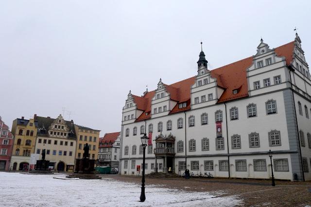 30-Wittenberg Altes Rathaus