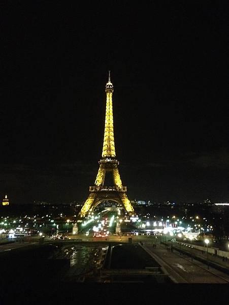 巴黎鐵塔-1