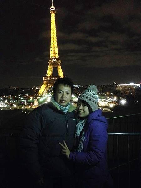 巴黎鐵塔-2