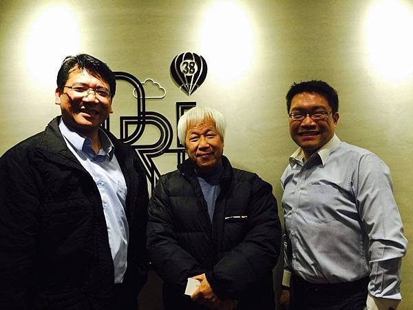 寫出影響力-何飛鵬+王永福+謝文憲