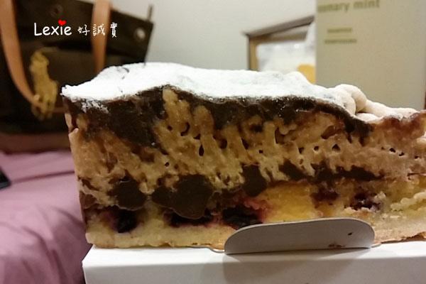 深夜裡的法國手工甜點3