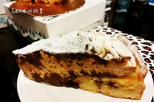 深夜裡的法國手工甜點7