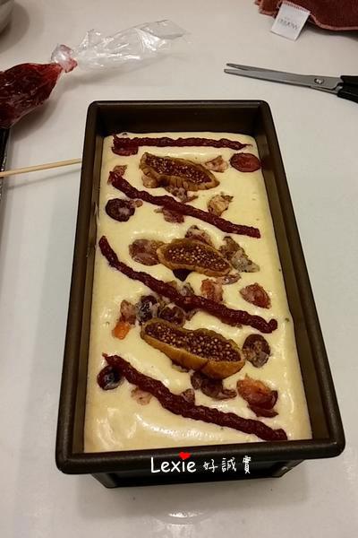 手邑-英式酒漬水果條蛋糕13