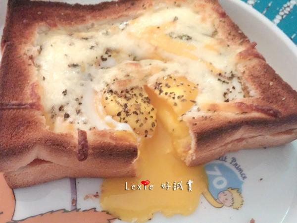 太陽蛋吐司8