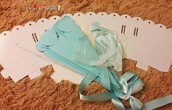 婚禮佈置桌花喜糖盒8