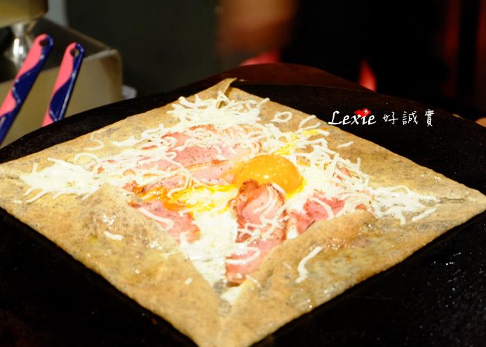 法孚Cafe-v鹹甜薄餅12