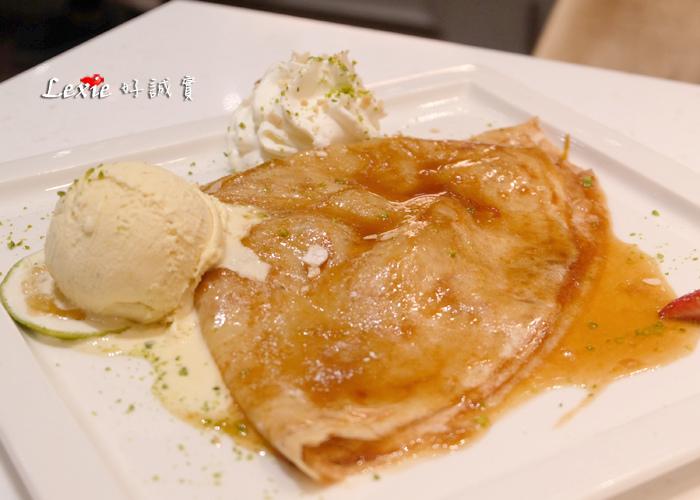法孚Cafe-v鹹甜薄餅18