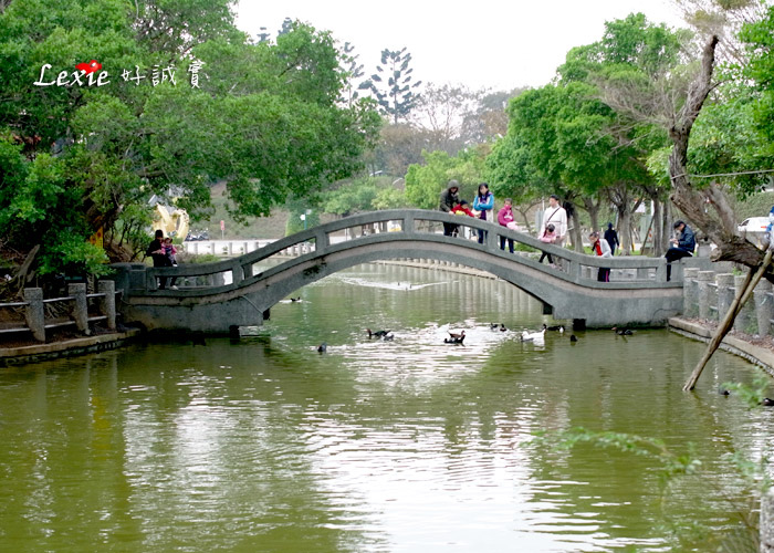 林口中正體育園區志清湖4