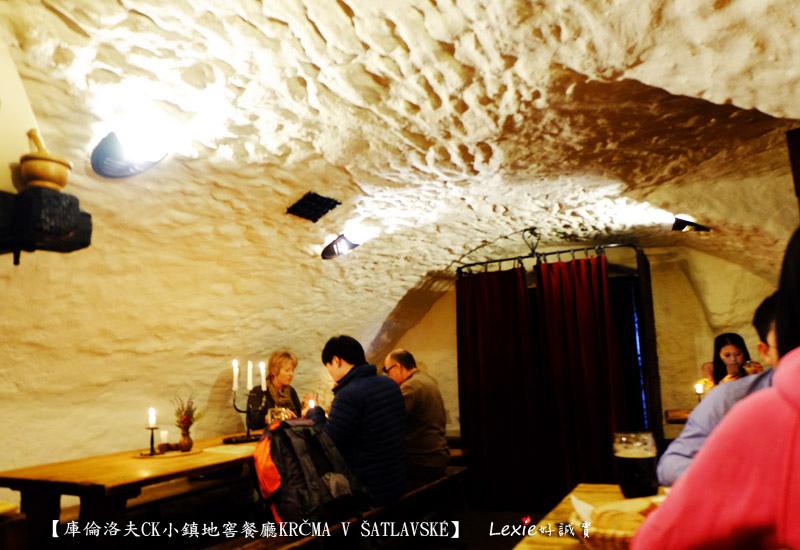 庫倫洛夫CK小鎮窖餐廳KR-MA-V--ATLAVSKE10