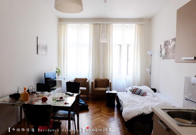 布拉格Residence-Vocelova3