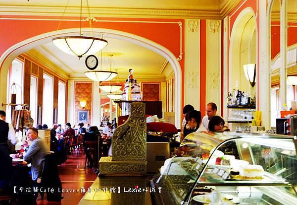 布拉格Cafe-Louvre羅浮咖啡館4.jpg