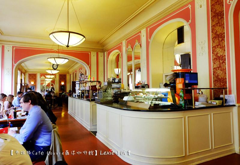 布拉格Cafe-Louvre羅浮咖啡館5.jpg