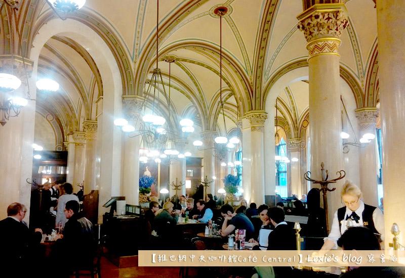 維也納中央咖啡館Cafe-Central6.jpg