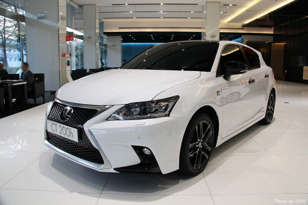 lexus ct200h f sport special edition. Black Bedroom Furniture Sets. Home Design Ideas
