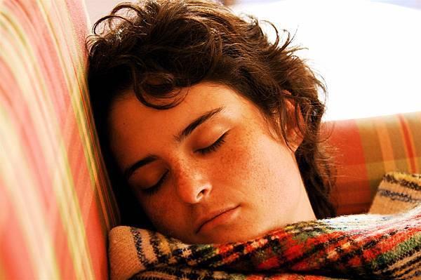 睡覺減肥法