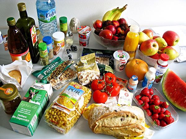 低熱量食物清單