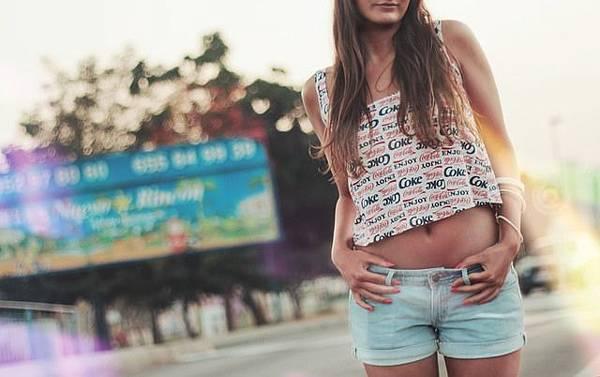 夏天顯瘦穿搭法1