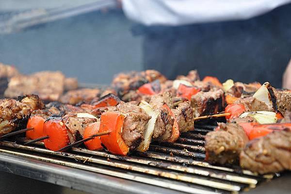 中秋烤肉熱量1