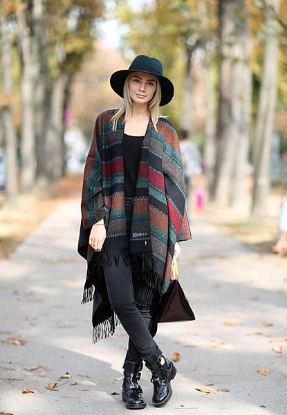 2015冬季顯瘦穿搭3