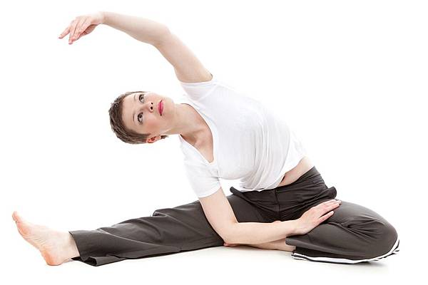 拉筋伸展運動1
