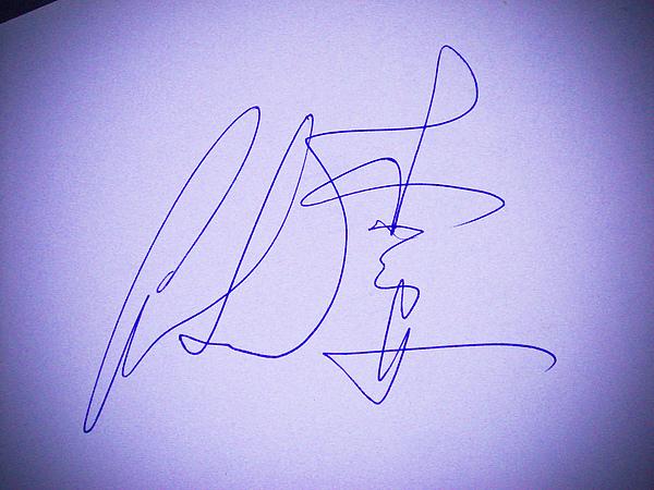 大導演的簽名