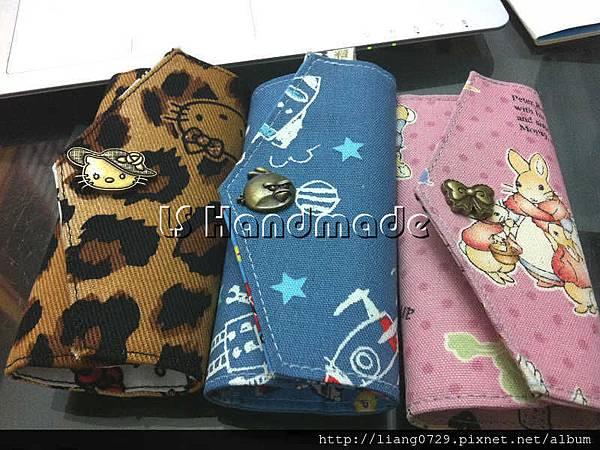 豹紋Kitty, 太空火箭, 彼得兔鑰匙包裡面