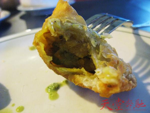 印度咖哩餃子