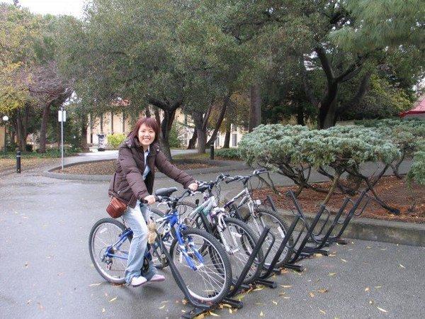 史丹佛大學遊 2007