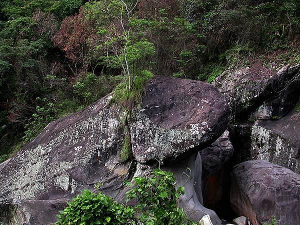 在窮鄉僻壤也有可觀之處,即使是一塊石頭,也值得高歌歡唱