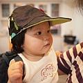 好命娘的手工帽子好可愛
