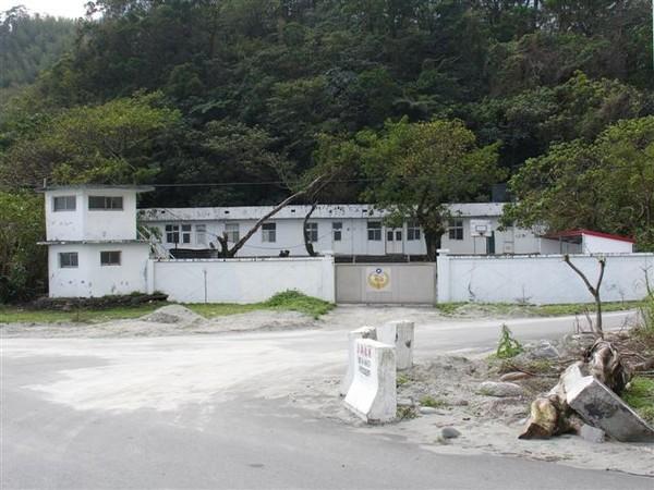 廢棄的軍營