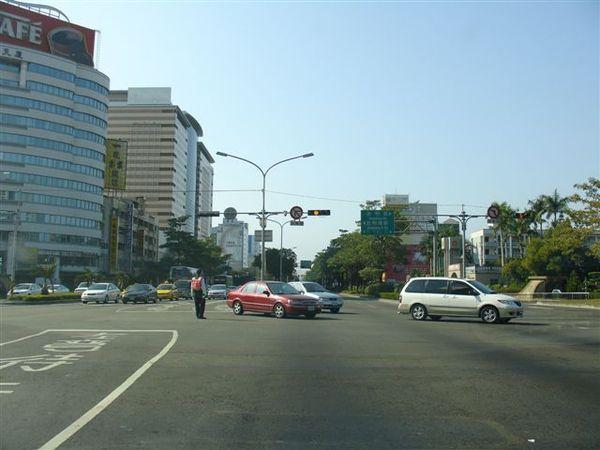 台中港路、忠明南路口