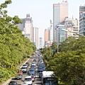 台中的天際線,台灣最美的天際線。
