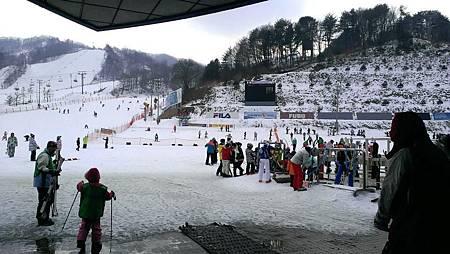 韓國滑雪-1