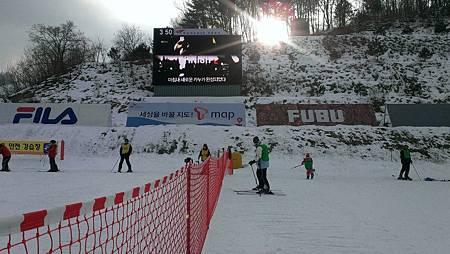 韓國滑雪-3