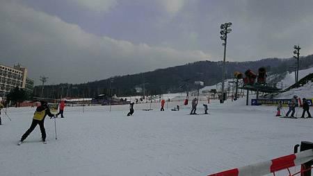 韓國滑雪-4