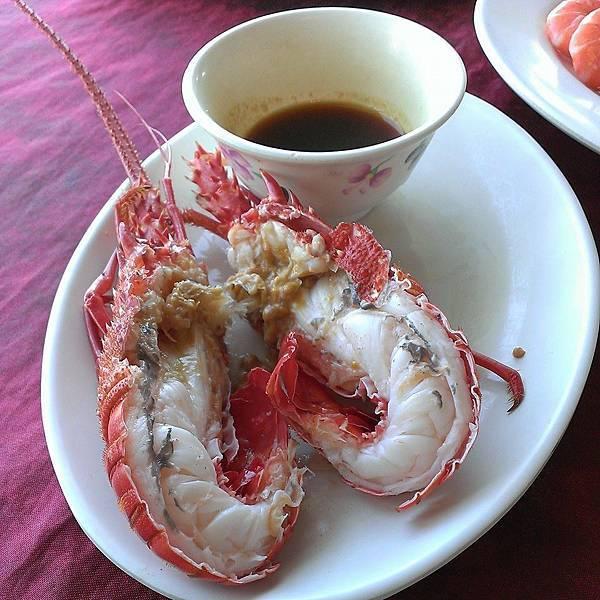 花蓮鹽寮055龍蝦海鮮餐廳