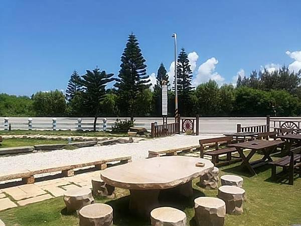 澎湖星月灣參廳吃午餐