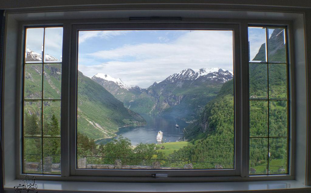 Hotel Utsikten景觀房間