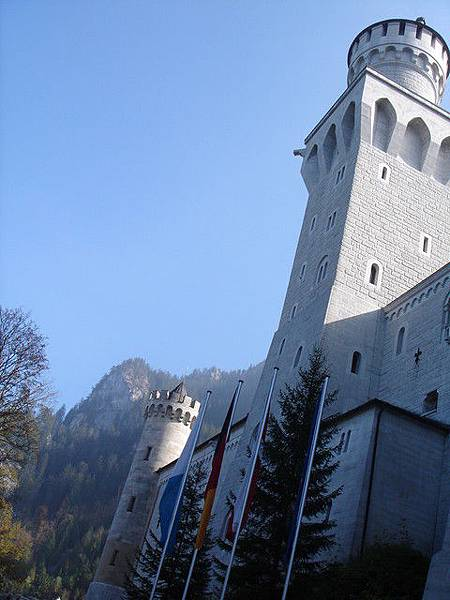 如新的城堡