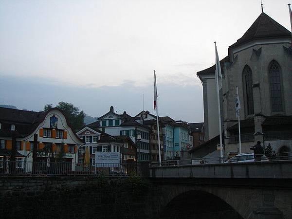 瑞士的一個很有味道的小鎮:Appenzell