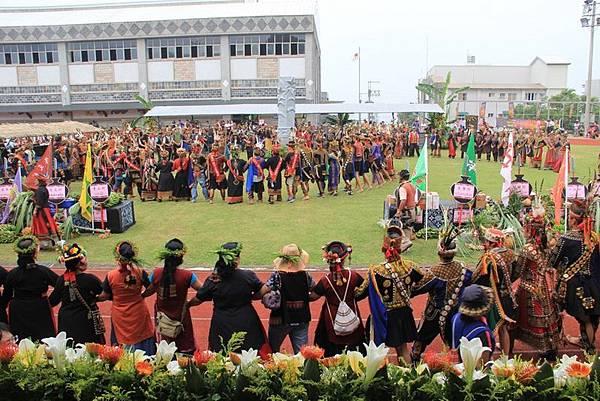 排灣族收穫祭