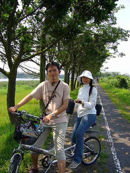 晴& me