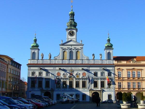 巴德傑維契市政廳